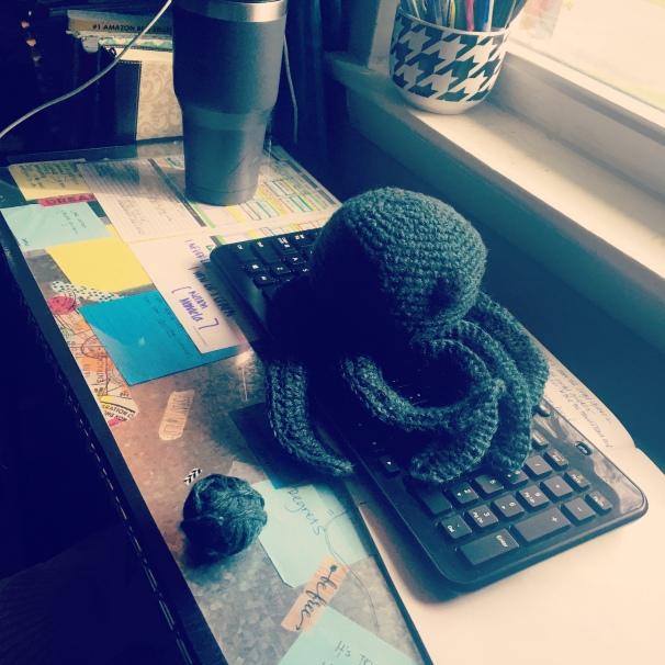 octopus arigumi